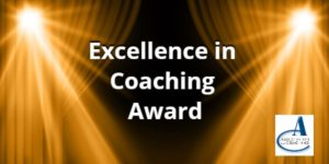 Excellence in Coaching Award