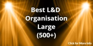 IITD Awards Best L&D Org Large